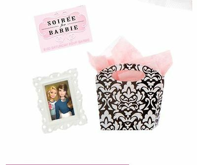 NEW  The Look Party Perfect Barbie Accessories  set
