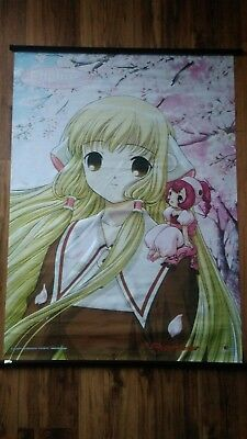 Chobits Wall Screen Scroll 44 x 31 inches