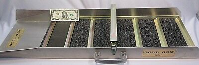 SLUICE BOX for GOLD PROSPECTING  *  NEW  *  Never used !