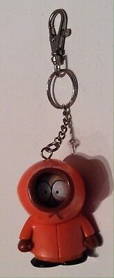 """1998 South Park Hanging 6"""" Key Chain Kenny Figurine"""