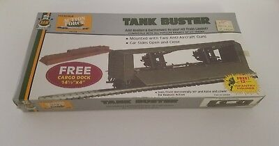 AHM HO scale Action Force Tank Buster New Sealed pART #11113 RT5