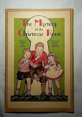 Vintage Advertising Child's Christmas Book, Rieck's Dairy Ice Cream