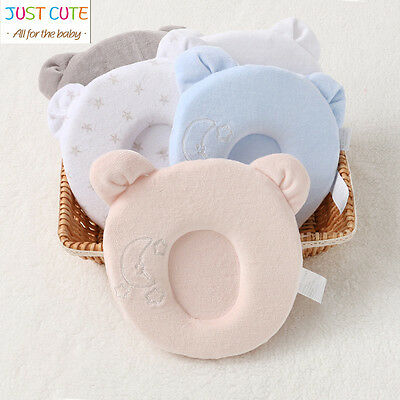 just cute brand anti-migraine concave adorable baby shape memory foam pillows