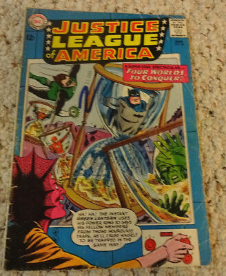 Justice League of America (1st Series) 26 (GD 1.8 - 3.0)