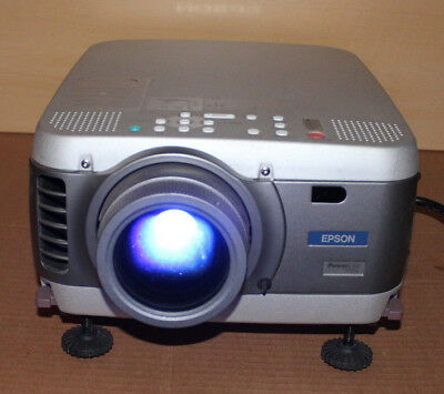Epson PowerLite 7700P LCD Video Projector