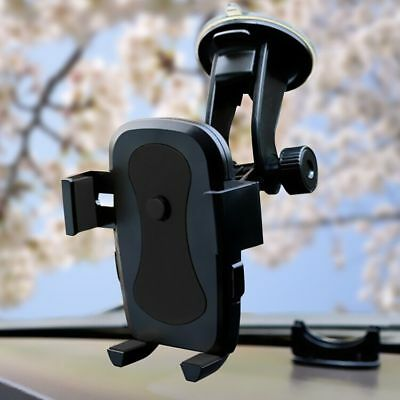 Universal Car Dashboard Windshield Suction Cup Mount Holder Stand for Cell Phone