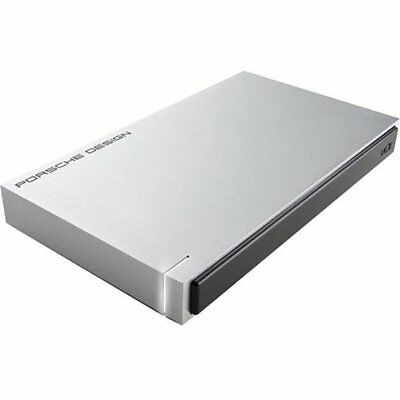External Hard Drives LaCie 2TB Porsche Design Mobile P9223 (USB 3.0)