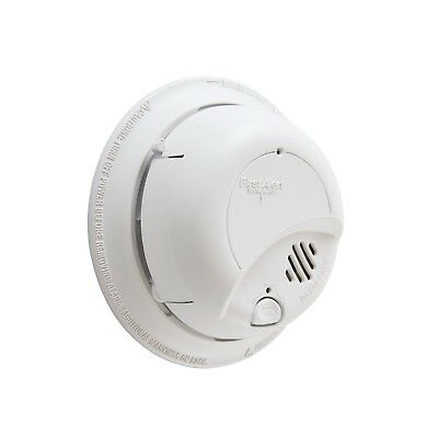 First Alert CO Detector Hardwired Smoke And Carbon Monoxide Alarm With Battery