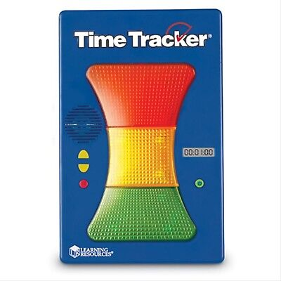 Learning Resources Time Tracker Magnetischer Timer,