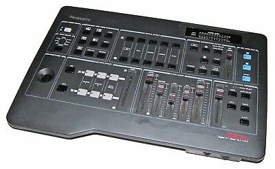 【RARE】80s Panasonic WJ-AVE5 Digital AV Video Mixer Table w Effects! Japan~TESTED