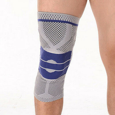 All Sizes Basketball Pain Relief Sport Run Protect with Support Pad  Knee Brace