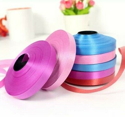 5mm full Reels Ribbons Double sided colour ribon RIBON Craft Gift Wrap Florist