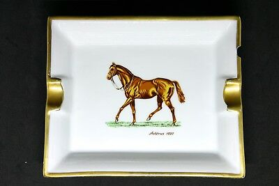 Dubarry Porcelain De France Ashtray - 'asterus 1920' In Good Condition See Photo