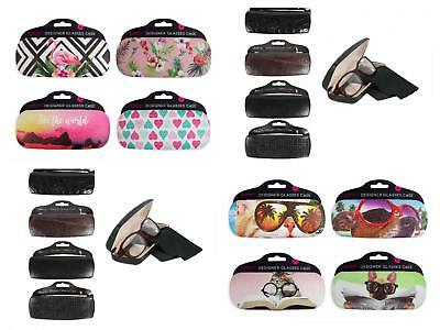 Reading Glasses Spectacle Sunglasses Case Storage Hard Tough Case Mens Ladies