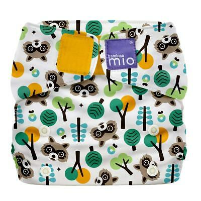 Raccoon Retreat BNIP Bambino Mio Miosolo all-in-one reusable cloth nappies