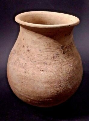 Large Ancient Roman Pottery Vessel - Holy Land - Circa 100 to 200 AD