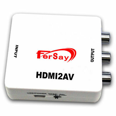 Converter Hdmi to Video compound CS503 Converters