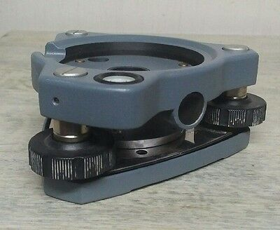 Spectra Precision DET-2 Tribrach with out optical plumb