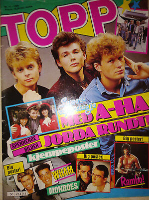 Modern Talking AHA Michael Jackson Arcadia Limahl Kate Bush