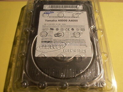 Samsung IDE HDD for Sampler Yamaha A 5000 A 4000  Extra flat & quiet