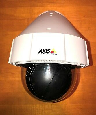 AXIS P5414-E HD 720p Outdoor PTZ Dome Network Camera, new in factory pkg
