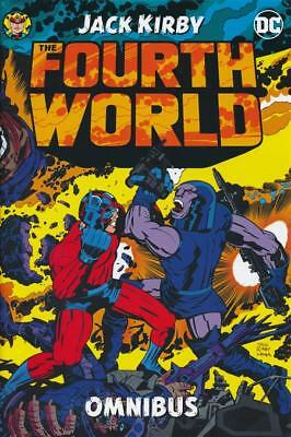 Jack Kirby's Fourth World Omnibus HC Hardcover @ New and Sealed @ $150 Retail