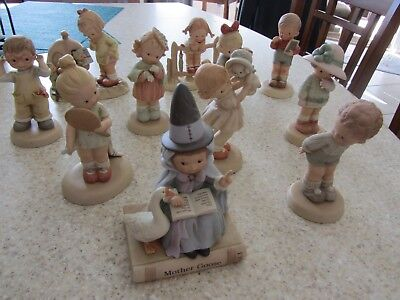 Memories of Yesterday Lot of 10 - No boxes Enesco
