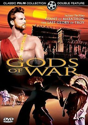 Gods of War - The Giant of Marathon/The Last Glory of Troy (DVD, 2005)