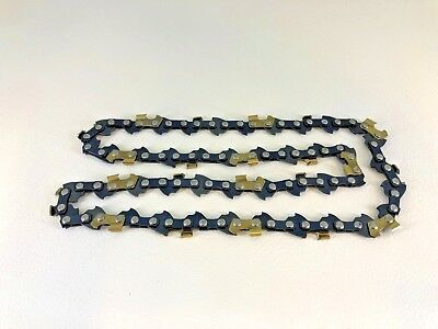 "HUSQVARNA 236 14"" / 35CM TITANIUM COATED CHAINSAW CHAIN 3/8 52DL 1.3mm 0.050''"