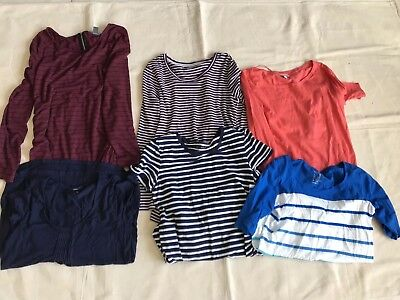 LOT maternity tops, GAP Maternity & Pea in Pod Size medium D2