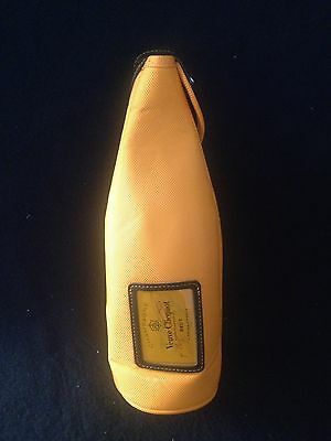 Veuve Clicquot Champagne Insulated Ice Jacket Bottle Cover NEW no tags