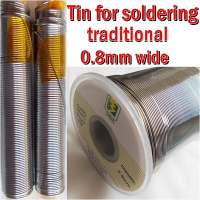 Solder tin , soldering  electrical and electronic  cables  50g  100g 200g 500g