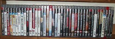 Lot of PS3 Games Dante's Inferno Divine Ed Silent Hill Mortal Kombat Dead Space