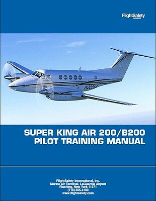 King Air 200 Training Manual