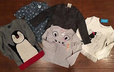 Toddler Girl's GREAT Lot Sz 2t Gap Old Navy Gymboree NWT!!