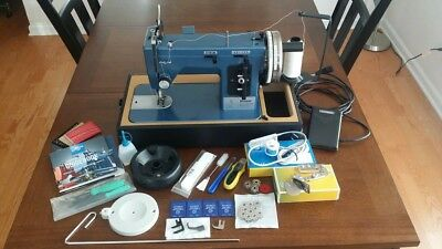 Sailrite Heavy-Duty Ultrafeed LSZ-1 PREMIUM Walking Foot Sewing Machine