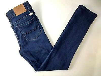 Lucky Brand Girls' Denim Zoe Jegging Jeans Sz 12/26 Dark Blue