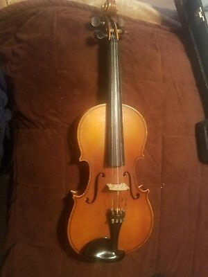 Vintage Antique Old Violin Full Size