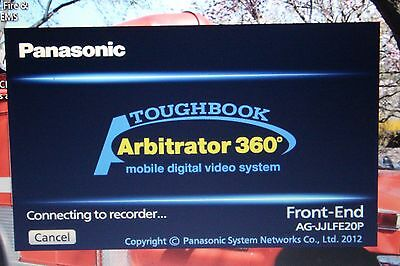 Panasonic Arbitrator 360 Ag-Jjlfe-20P Software For Ag-Cpd20/cpd15P/360Hd