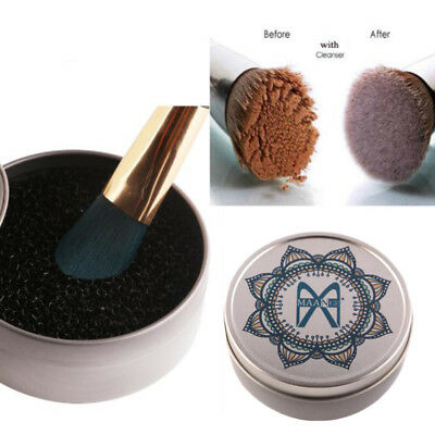 Makeup Brush Cleaner Quick Wash Color Remover Clean Cleaning Tools Eyeshadow
