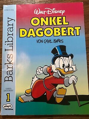 Barks Library – Onkel Dagobert – Band   1