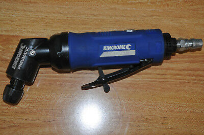 Kincrome Pneumatic Air Tools Angle Die Grinder / Good Condition - T#