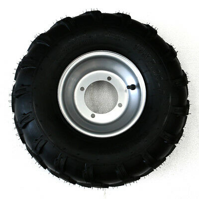 19/7-8 19X7-8 Tire Tyre and Rim for ATV QUAD Go kart Trolley Trailer za1