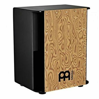 Meinl Percussion SUBCAJ6MB-M Vertical Subwoofer Cajon with Internal Snares
