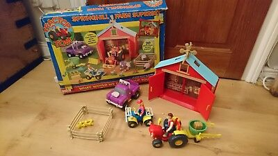 Tractor Tom Springhill Farm and Accessories