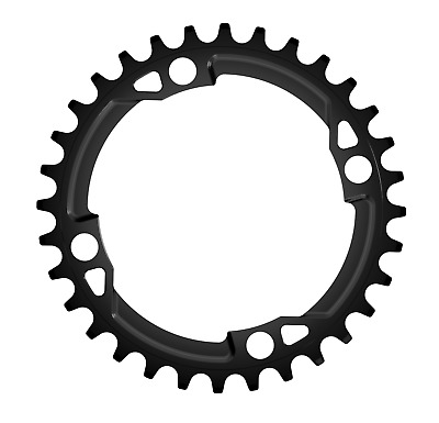 Works Components - Narrow Wide Chainring - 104BCD - 30T, 32T, 34T 36T, 38T