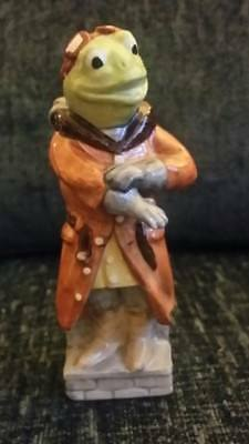 Beswick Royal Doulton Wind In The Willows Toad No. 1088/ 2000 Boxed