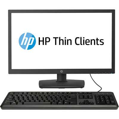 HP t310 All-in-One Zero Client (J2N80AA)