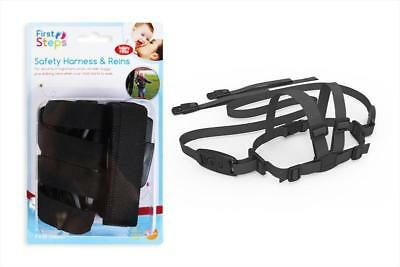 Toddler Baby Child Safety Harness And Reins Walker Leash Sure Steps