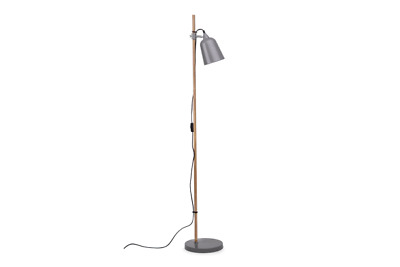 KONSIMO - PLISO Stehlampe Stehleuchte Standleuchte Bodenlampe Metall LED